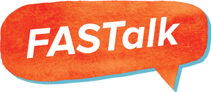 FASTalk family engagement tool logo for sending text messages to families