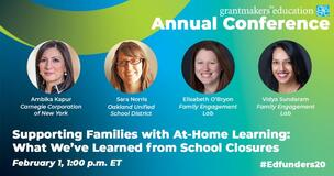 Grandmakers for Education Supporting Families with At-Home Learning